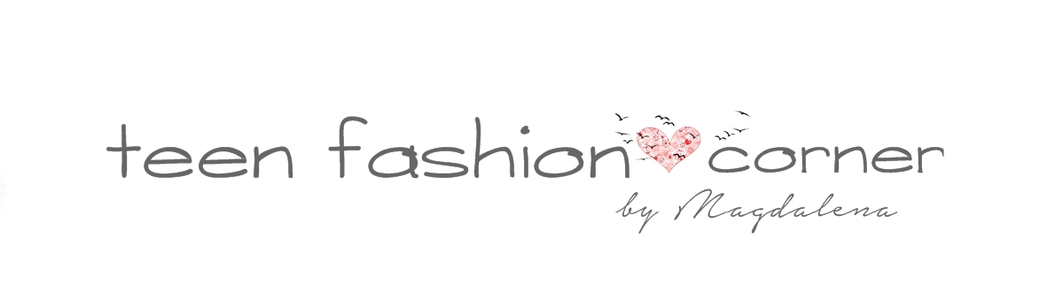 Teen fashion corner