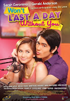 Download Wont Last a Day Without You (2011) DVDRip 400MB Ganool