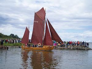 schiffe raus aufs meer