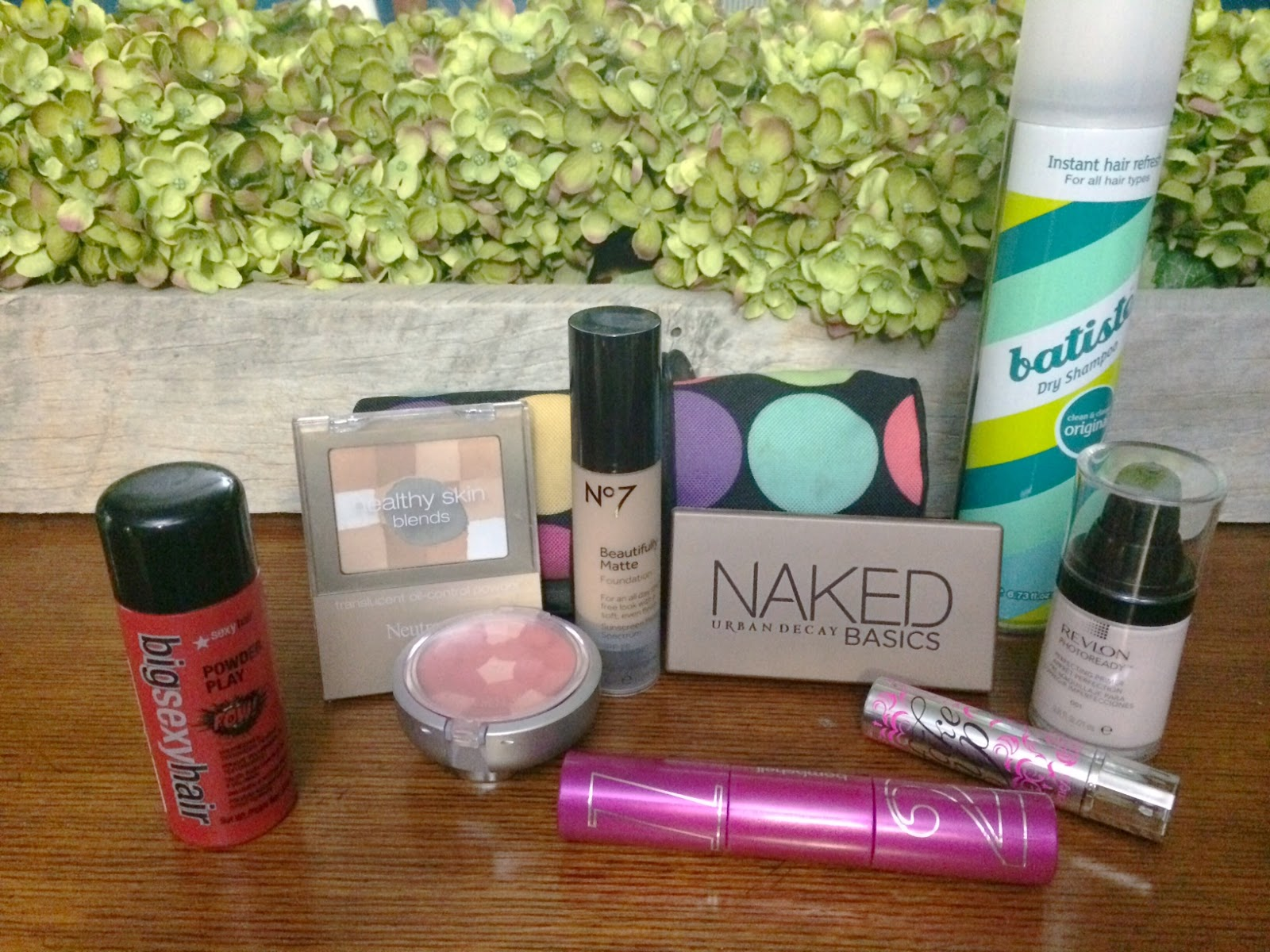 How to Pack Makeup for a Short Trip