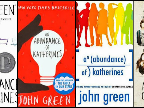Novel Of The Week: An Abundance of Katherines by John Green