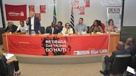 O que o Brasil ainda faz no Haiti?