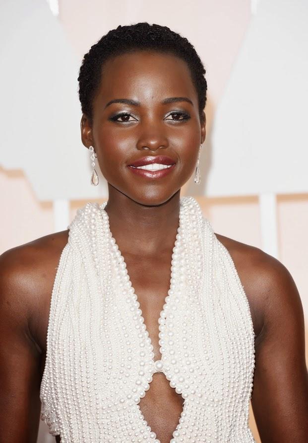 Lupita Nyong'o Oscars 2015