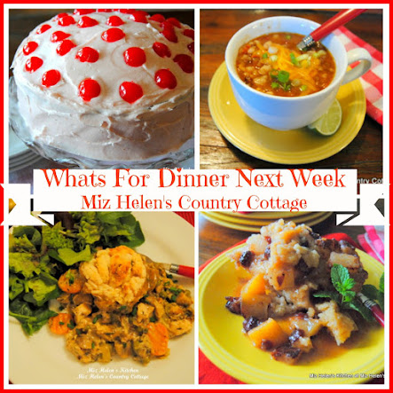Whats For Dinner Next Week 2-19-17 to 2-25-17