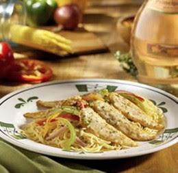 Olive Garden Copycat Recipes Chicken Scampi