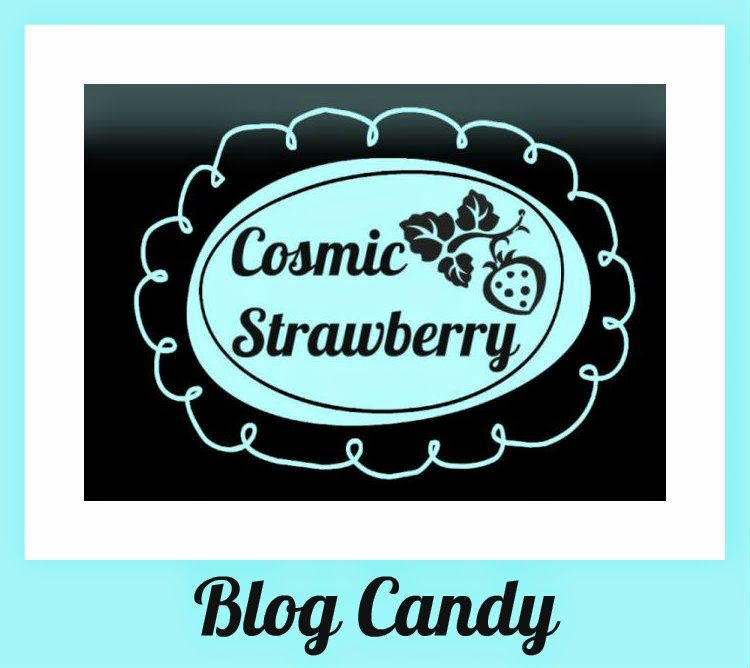 30 April - Cosmic Strawberry