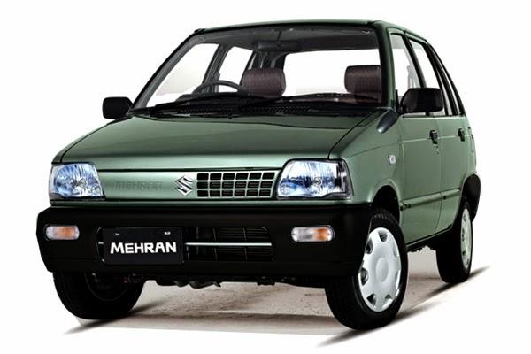 Suzuki Mehran New Model 2015 Price,Specification & All Colors In ...