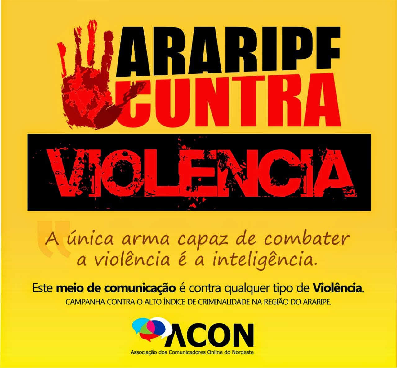 ARARIPE CONTRA A VIOLÊNCIA
