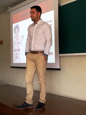 Protocolo, Comunicación e Imagen Corporativa. Universidade da Coruña. Alejandro García Santos