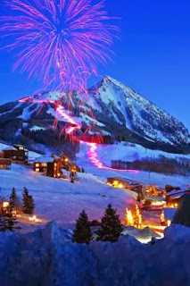 Aspen, Colorado, Christmas holiday