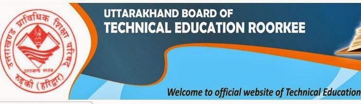 Uttarakhand Board of Technical Education Image