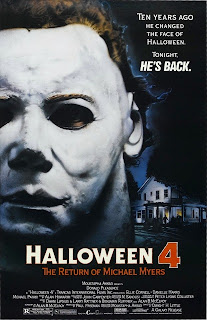 "31 Days of Horror Day 12 - ""Halloween IV: The Return of Michael Myers"" (1988)"