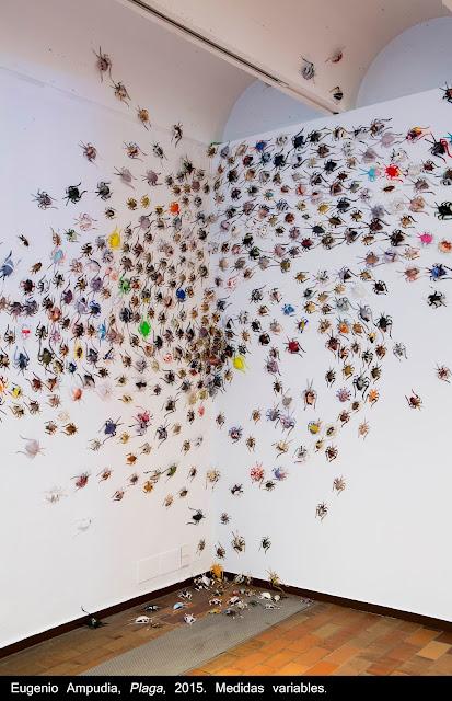 """Inauguración de """"El futuro no es de nadie todavía"""" en el Museo de Arte Carrillo Gil"""