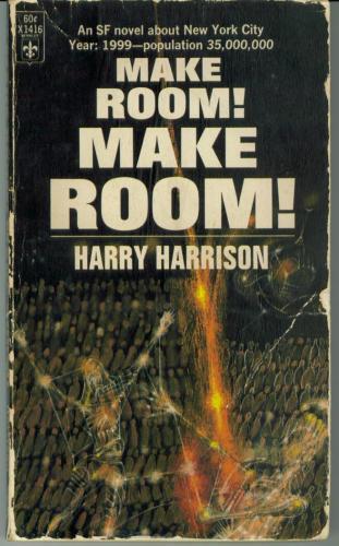 1966 My Favorite Year Make Room Make Room By Harry Harrison