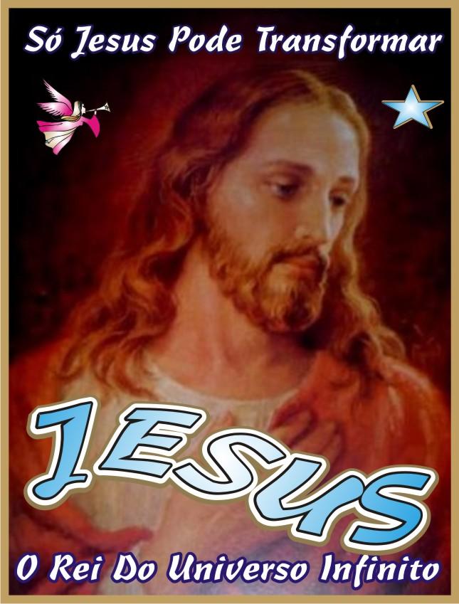 Só Jesus Pode Transmutar Os Corpos