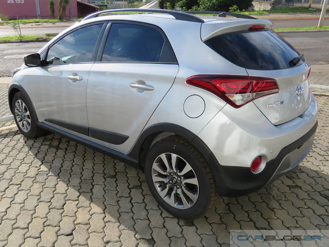 Hyundai HB20 X 2016 Style 1.6 Automático
