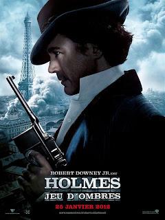 Sherlock Holmes 2 : Jeu dombres streaming vf
