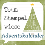 Adventskalender 2014 Team Stempelwiese 2014