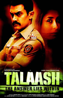 Baixar - Talaash: The Answer Lies Within - DVDRip AVI + Legenda (2012)
