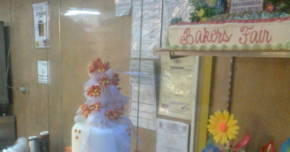 A Look At Bakers Fairs Wedding Cakes