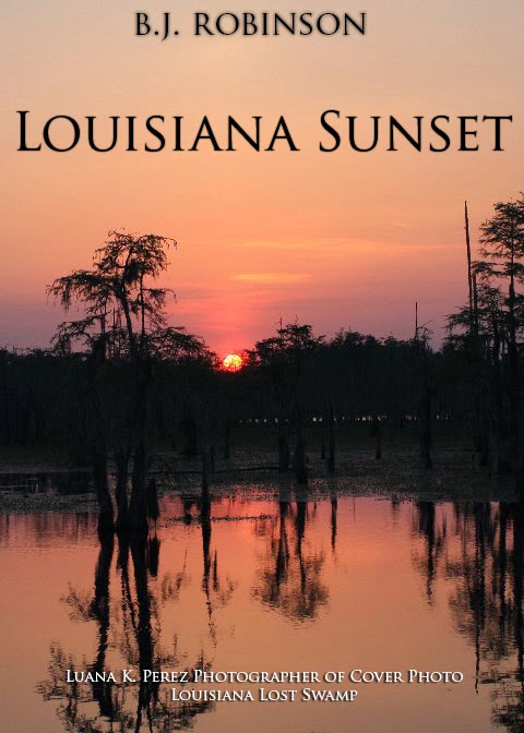 Louisiana Sunset