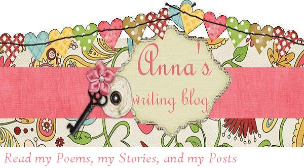 Anna's Writing Blog