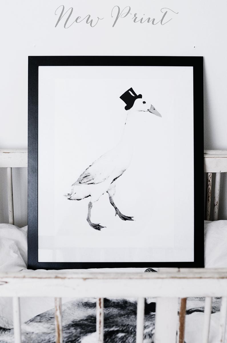 print, art print, animal print, grafiska tavlor, barnrum, inredning