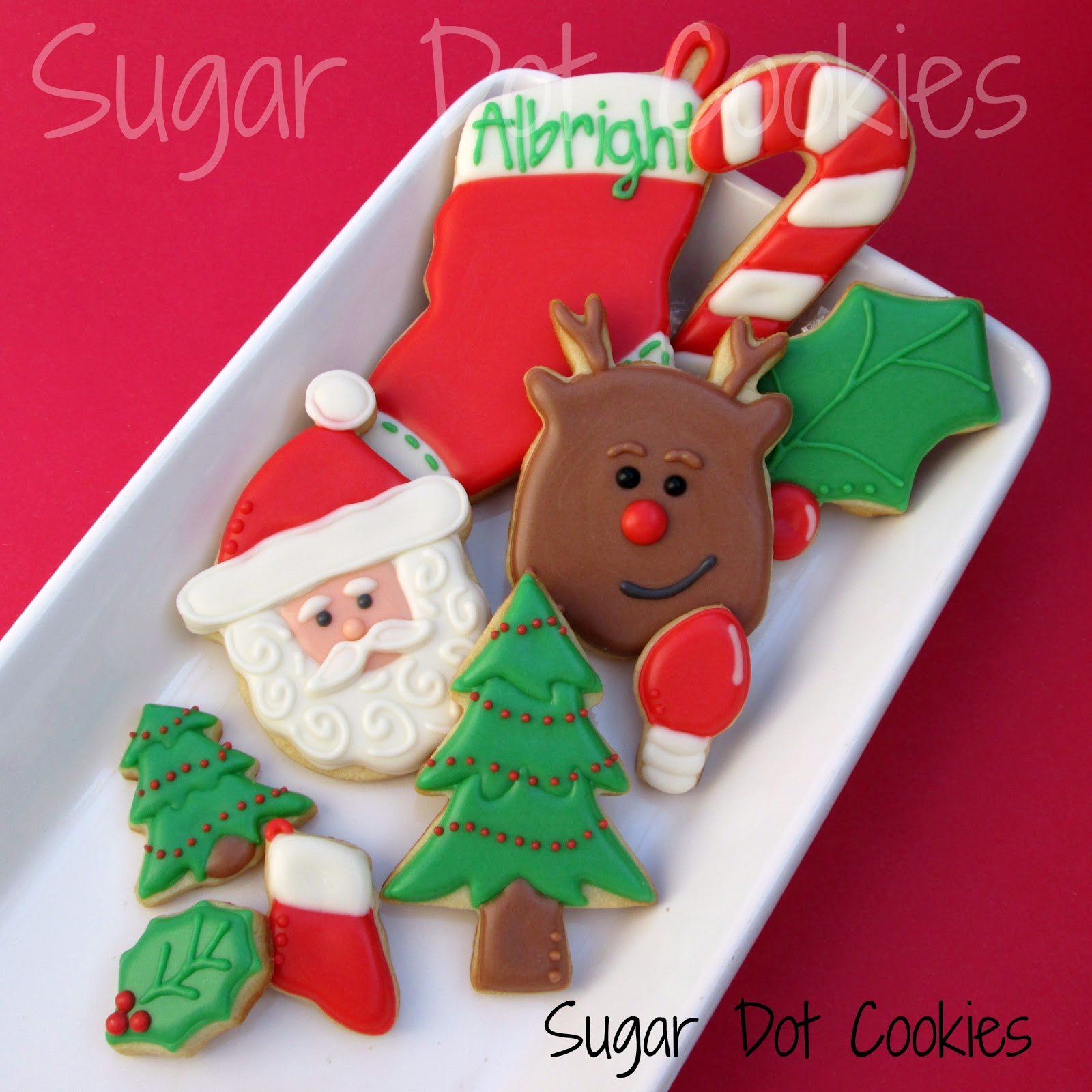 sugar fairy sweet Christmas Sugar Cookies with Royal Icing 2012