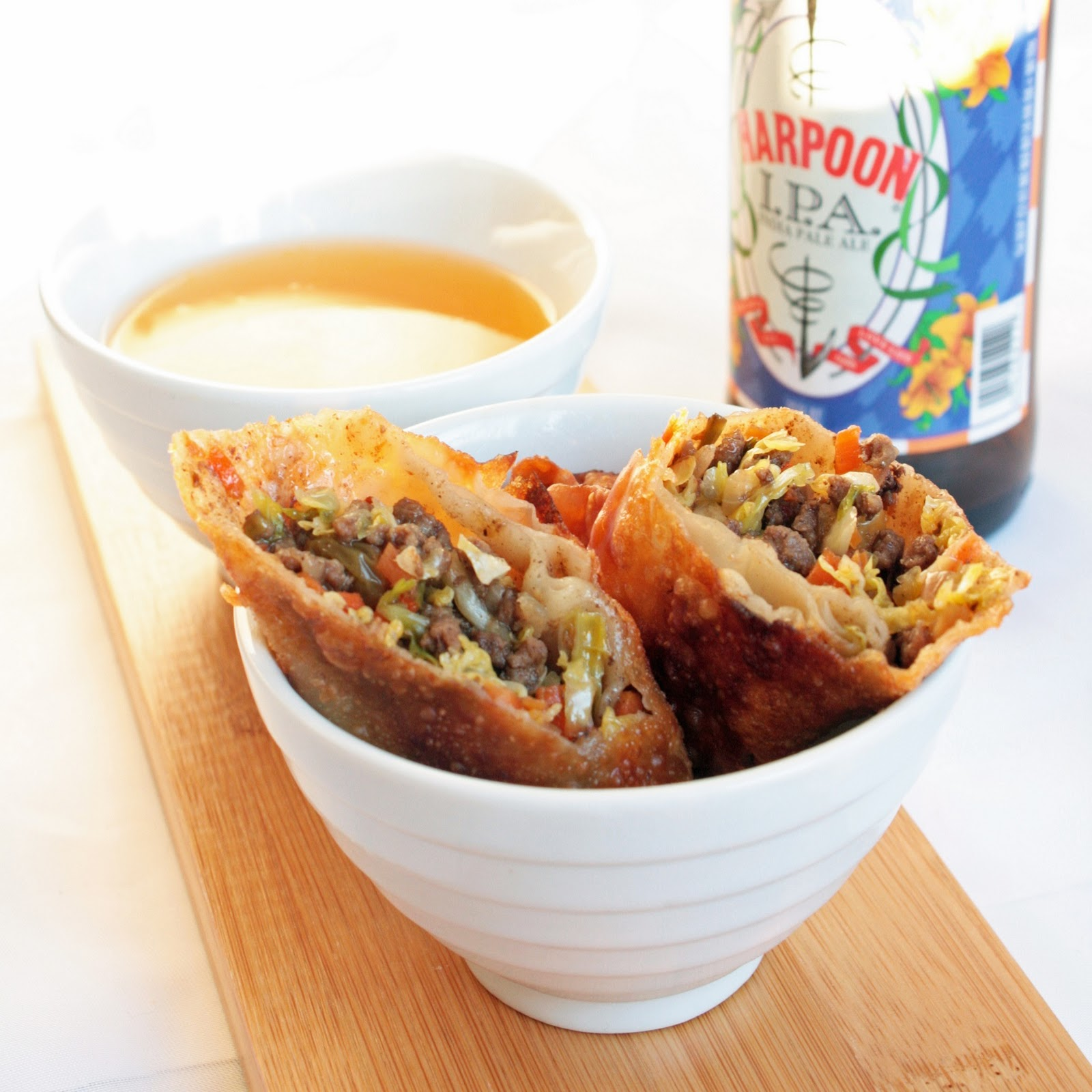 Filipino Lumpia (eggrolls) | I Breathe I'm Hungry