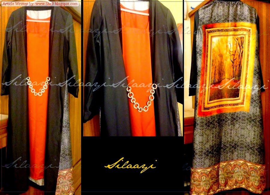 Silaayi Midsummer Eid Ul Adha Suit Collection 2014
