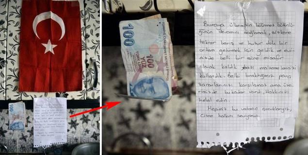 Sepucuk Surat Tentara Turki