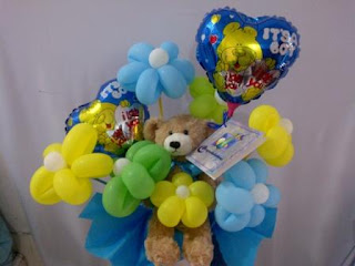 balon buket