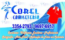 Corel Camiseteria
