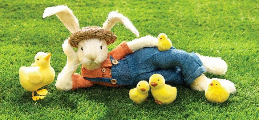 http://www.trendytree.com/raz-18-posing-bunny-easter-decoration.html
