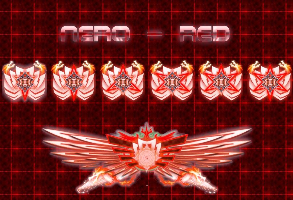 Killmark Nero - Red
