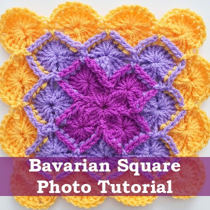 Bavarian Square Photo Tutorial