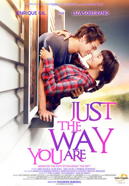 Just The Way You Are 2015 Filipino Romance Drama Film