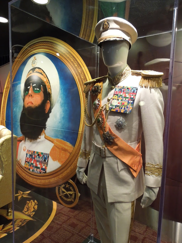 General Admiral Aladeen Dictator movie costume