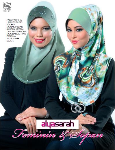 Majalah Nona Keluaran Julai 2011
