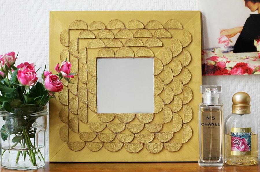 Miroir Bois Ikea : Miroir Ik?a, la version bling: Simplette