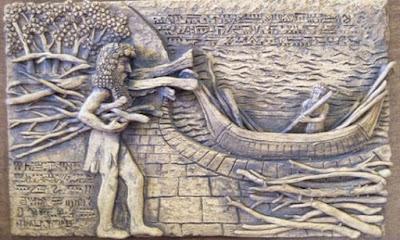 ملحمة جلجامش اختصار لتاريخ بابل