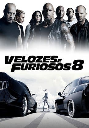 Velozes e Furiosos 8 - Bluray 1080p 720p 5.1 Torrent
