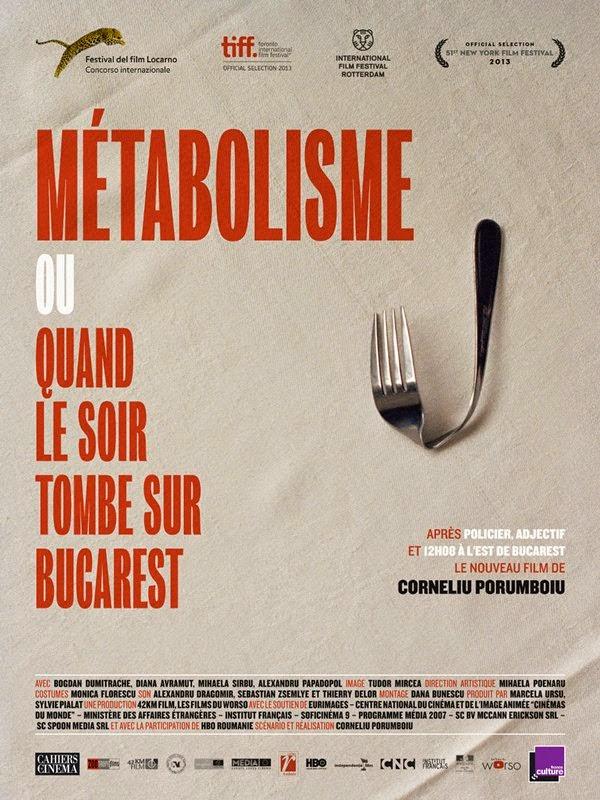 Metabolisme ou quand le soir tombe sur Bucarest