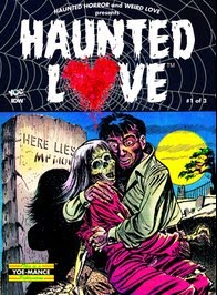 HAUNTED LOVE #1 (FEB 2016!)