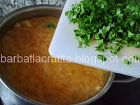 Ciorba de legume preparare reteta