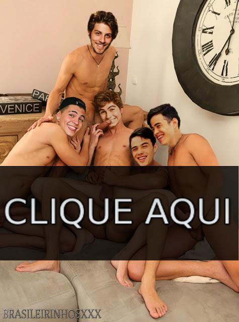 Biel, Irmãos Rocha, Chay Suede e Rafael Vitti