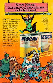 Nescau, anos 70.  1974. década de 70. os anos 70; propaganda na década de 70; Brazil in the 70s, história anos 70; Oswaldo Hernandez;
