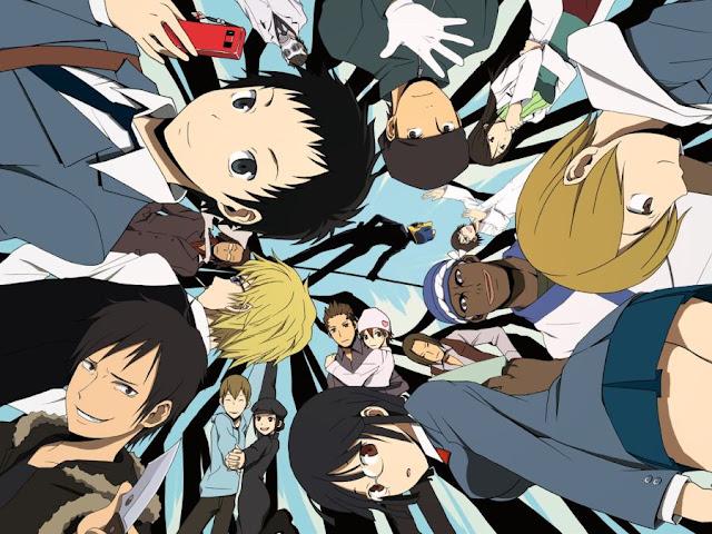 Flow Dan Penguin Research Akan Mengisi Lagu Tema Anime 'Durarara !! x 2 ketsu'