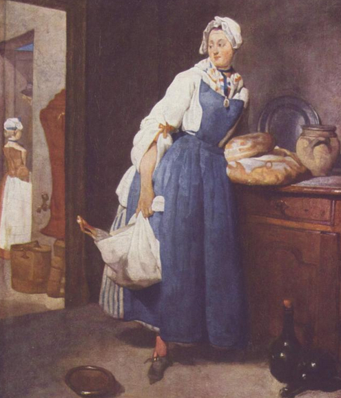 Mae 39 s food blog eighteenth century french kitchens for 17th century french cuisine
