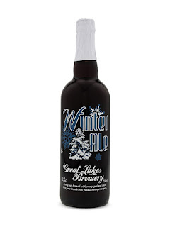 Great Lakes Winter Ale Bottle